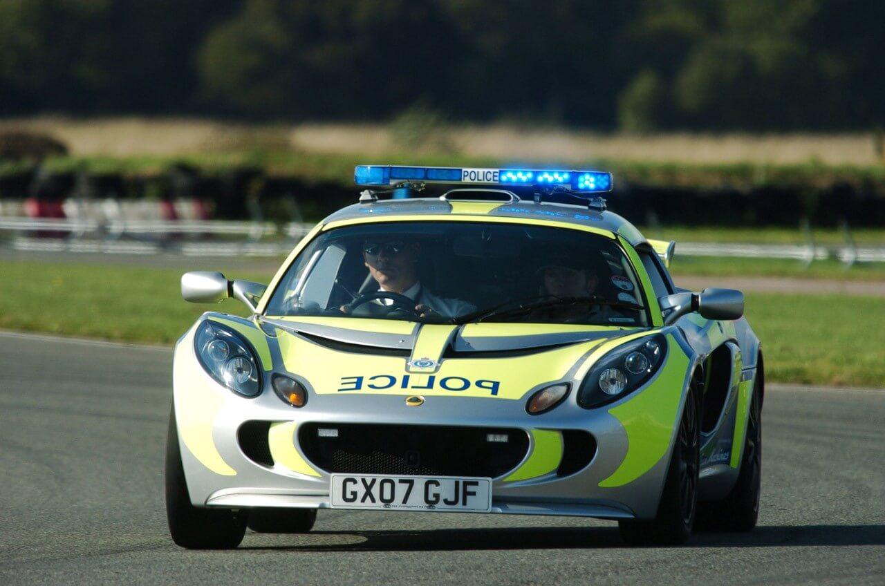 Самый быстрый автомобиль Англии