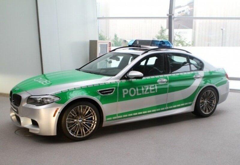 Самый быстрый автомобиль Германии