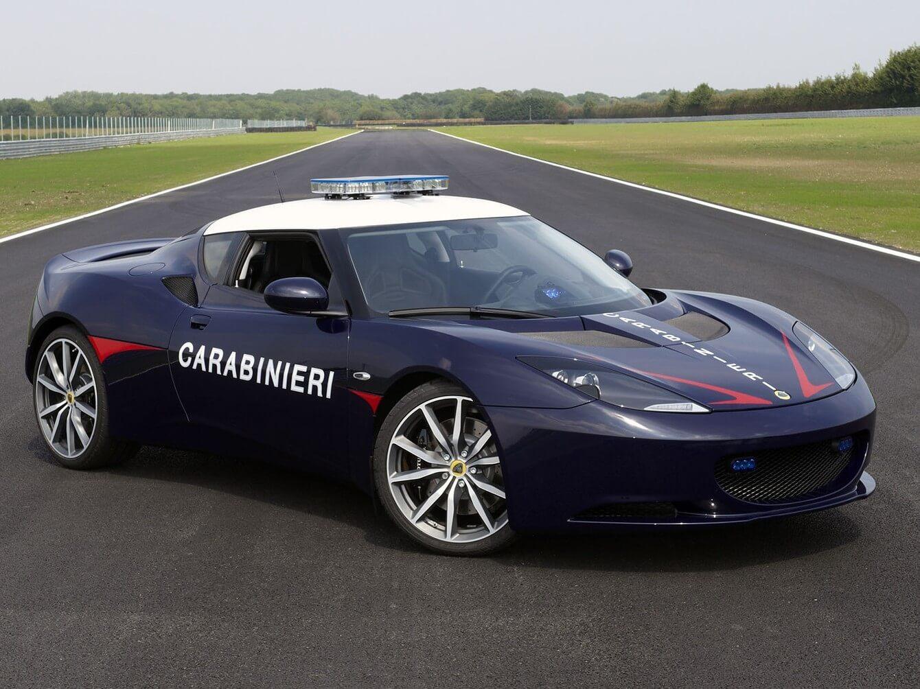 Самый быстрый автомобиль Италии
