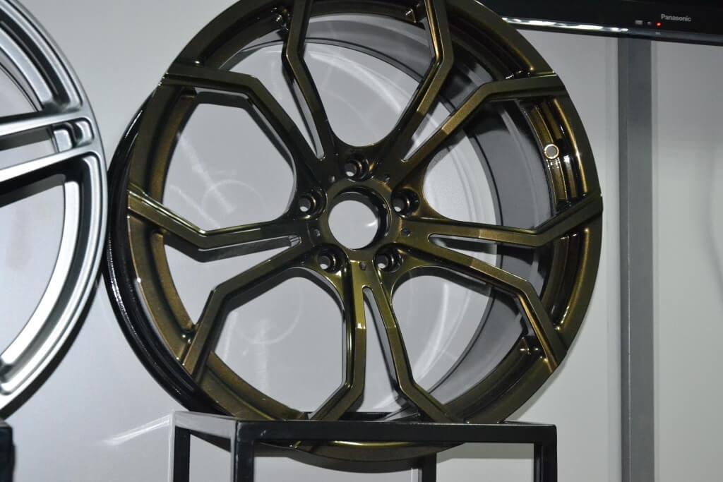 Порошковая покраска диска - пример 18